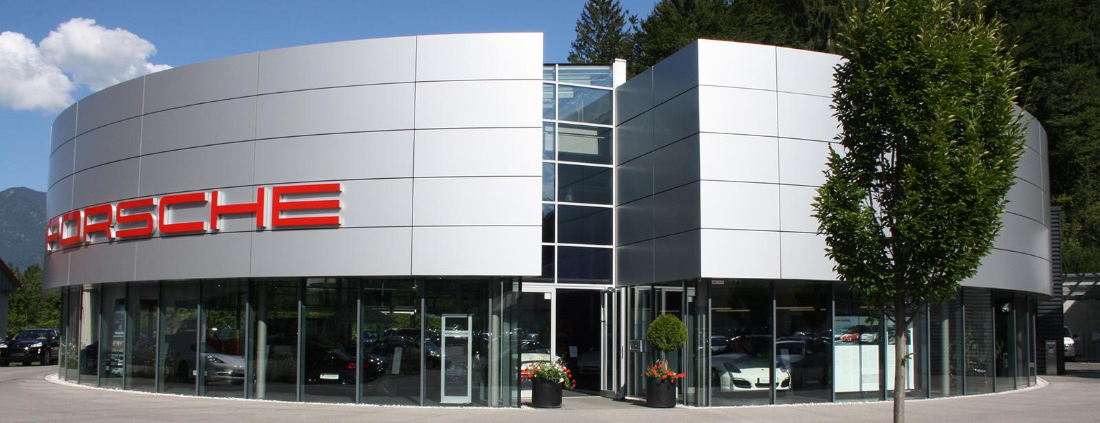 Porsche Centre Garmisch-Partenkirchen