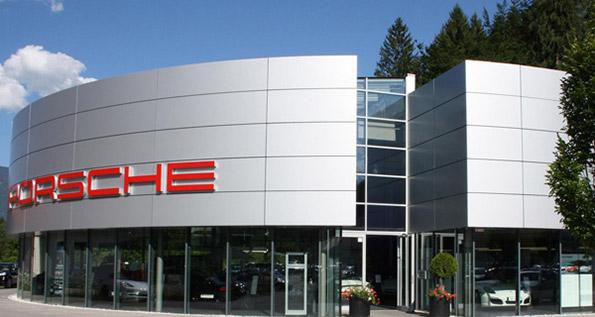 Porsche Zentrum Garmisch
