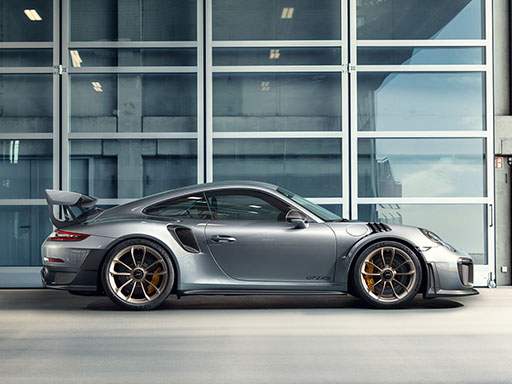 Implacabile. La nuova 911 GT2 RS.