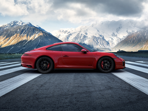 Da una forza interiore. I nuovi modelli 911 GTS.